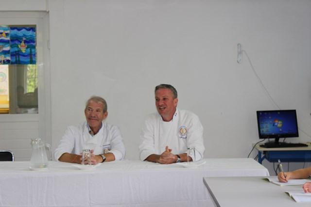 Rencontre avec un maitre affineur et un chef cuisinier for Chambre de commerce maurice